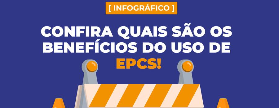 benefícios do uso de EPCs